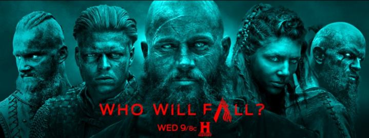 Ver Vikings 5x08 Temporada 5 Episodio 08 HD Online